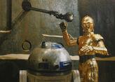 R2-D2 C-3PO TT-8L