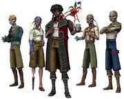 Hondo Ohnaka's Bande