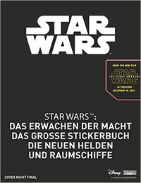 TFA Stickerbuch