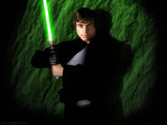 Luke Skywalker der Jedi