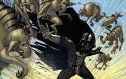 Vader vs Raubtiere