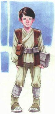 Anakin Solo SWE
