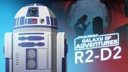 STAR WARS – GALAXY OF ADVENTURES R2-D2 - Ein treuer Droide Star Wars Kids
