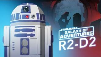 STAR WARS – GALAXY OF ADVENTURES R2-D2 - Ein treuer Droide Star Wars Kids