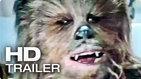 STAR WARS Episode VI - Return of the Jedi Original Trailer (1983)
