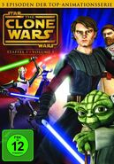 The Clone Wars Staffel 1 Vol 1
