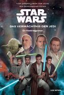 Das Vermächtnis der Jedi (Cover)