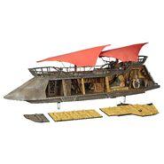 Jabbas Sail Barge Hasbro 1