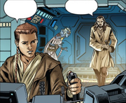 Obi-Wan, Th'er und Qui-Gon