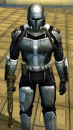 Canderous Mandalore armor