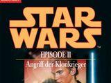 Episode II – Angriff der Klonkrieger (Roman)