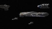Phönixnest (Träger) in Flotte