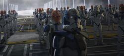 ARC-Soldate Jesse führt Trupp an