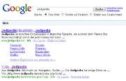 Google-Indexierung