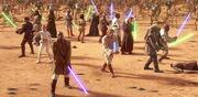 Jedi geonosis