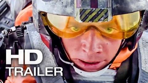 STAR WARS Episode V - Das Imperium schlägt zurück Trailer German Deutsch (1980)