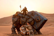 Rey BB-8 Jakku