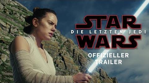 Star Wars Die letzten Jedi - Offizieller Trailer (Deutsch German)