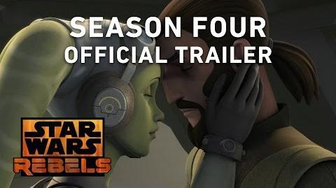 Star Wars Rebels Season 4 Trailer (Official)