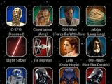 Star Wars Sound Board