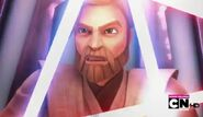 Obi-Wan vs Darth Maul und Savage