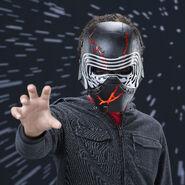 E5547EU4 Der Aufstieg Skywalkers Oberster Anfuehrer Kylo Ren Force Rage Elektronische Maske fuer Kids Rollenspiele und zum Verkleiden Lifestyle 2
