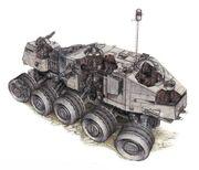 Juggernaut-Aufbau