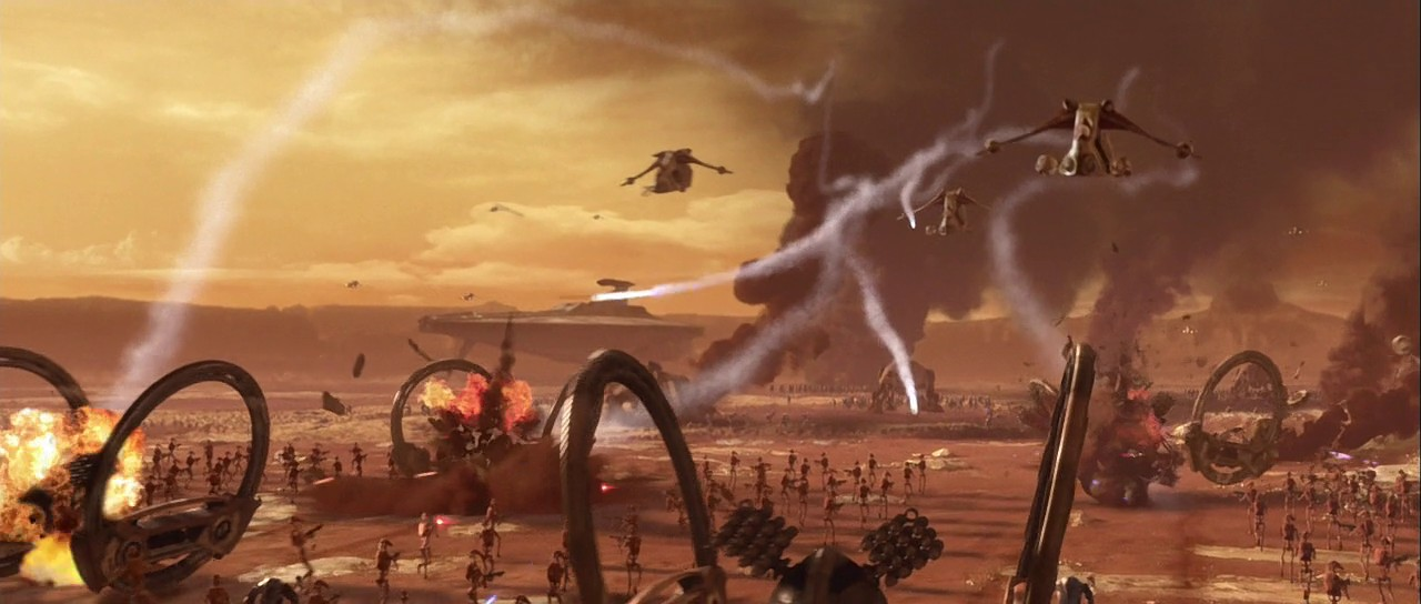 Schlacht von Geonosis (22 VSY) | Jedipedia | FANDOM powered by Wikia