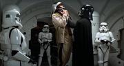 Vader würgt Captain Antilles