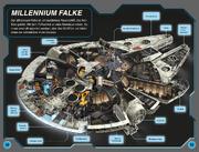 Aufbau Millennium Falke
