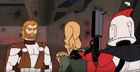 Obi-Wan und San Hill