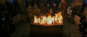Qui-Gon Verbrennung