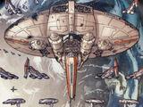 Inexpugnable-Klasse taktisches Kommandoschiff