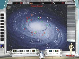 Rebellion galaxisübersicht