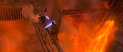 Anakin vs. kenobi