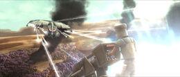 Droiden-Kanonenboot Onderon