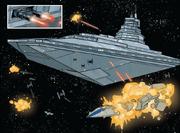 Maxima-A-Klasse-Kreuzer zerstört Aasdorn