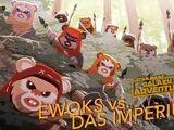 Ewoks vs. Das Imperium – Klein, aber Oho!