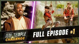 Star Wars Jedi Temple Challenge - Episode 1