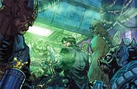 Han und Chewie in Coruscants Unterwelt