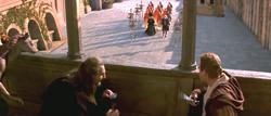 Qui-Gon, Obi-Wan und Jar Jars Hinterhalt