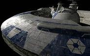 Schlachtschiff der Handelsföderation 3