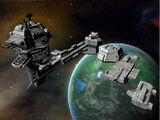 Cardan IV-Klasse Raumstation