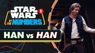 """""""Han"""" Pronunciations in the Star Wars Movies Star Wars By the Numbers"""