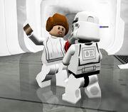 Leia LEGO Star Wars