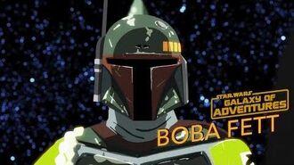 STAR WARS – GALAXY OF ADVENTURES Boba Fett – Der Kopfgeldjäger Star Wars Kids