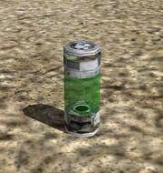 Schadensreduktions-Zylinder