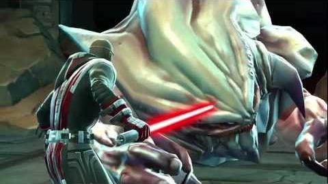 Star Wars The Old Republic - Sith-Inquisitor Charakterfortschritt