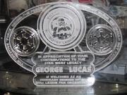 501st Gedenktafel Lucas