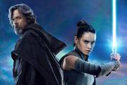 Rey und Luke